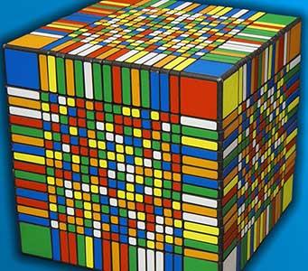 Rubiks cube oplossen online dating 5